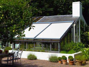 veranda / serre